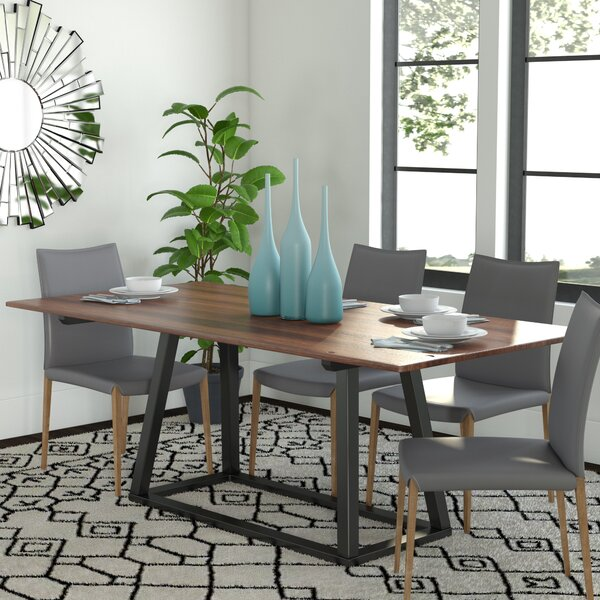 Beckville Dining Table by Brayden Studio