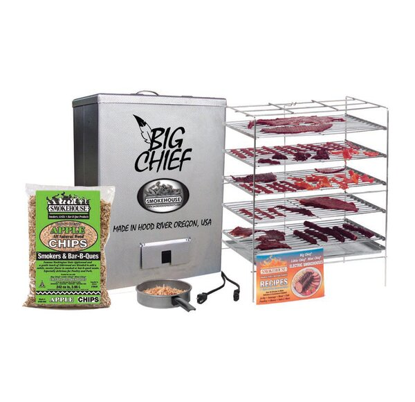 Big Chief Top Load Electric Smoker by Smokehouse Products