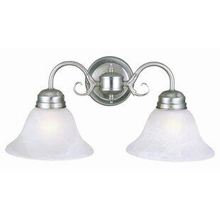 Find Whitbeck 2-Light Vanity Light ByFleur De Lis Living
