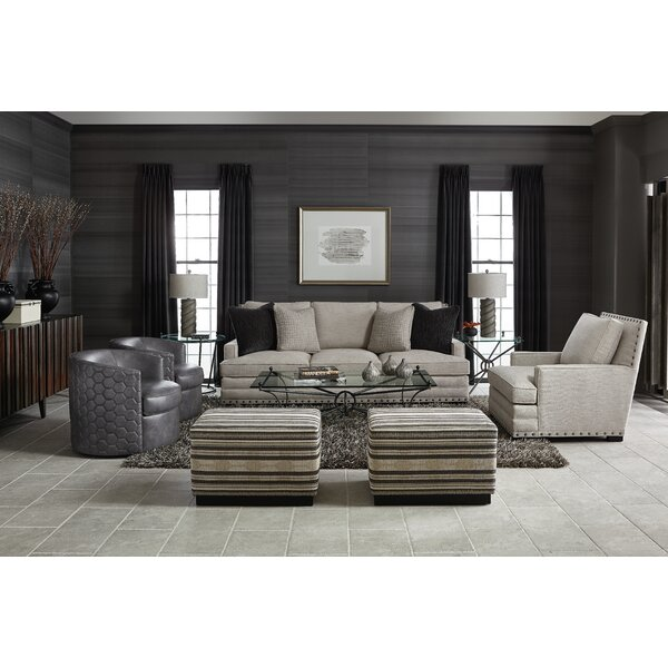 Cantor Configurable Living Room Set By Bernhardt