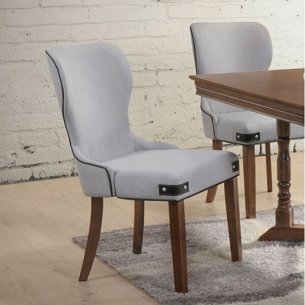 Kehoe Upholstered Dining Chair (Set of 2) by Ophelia & Co.