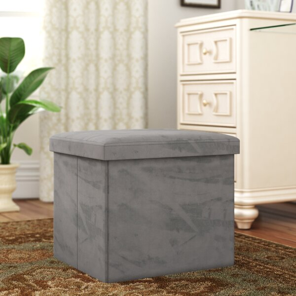 Stickel Eclectic Vanity Stool by Winston Porter