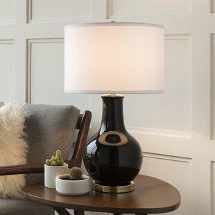 Compare prices Efimov 26.5 Table Lamp By Brayden Studio