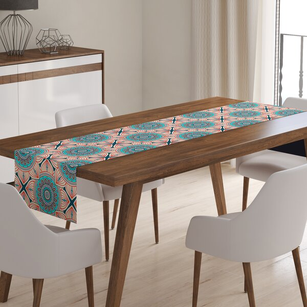 Alana Table Runner by Bloomsbury Market