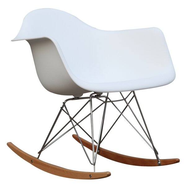 Rocker Arm Chair by Fine Mod Imports