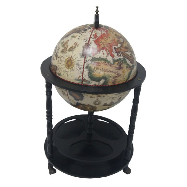 16th Century Italian Style Floor Globe by Merske LLC