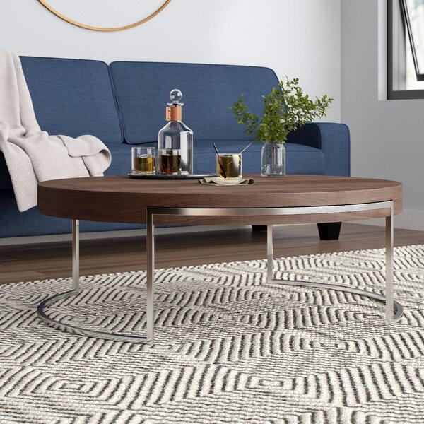 Remi Sled Coffee Table by Brayden Studio Brayden Studio