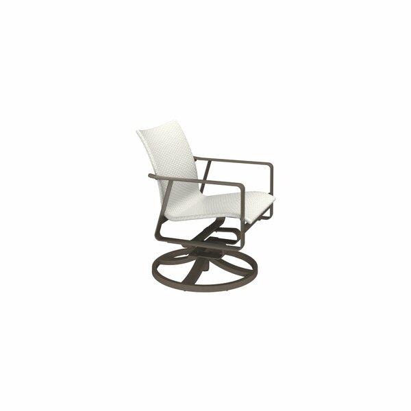 Samba Swivel Rocker Patio Chair by Tropitone
