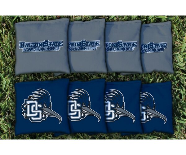 NAIA Replacement All Weather Cornhole Bag Set by Victory Tailgate