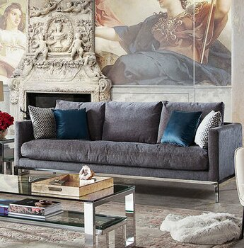Chateau Sofa by Diamond Sofa