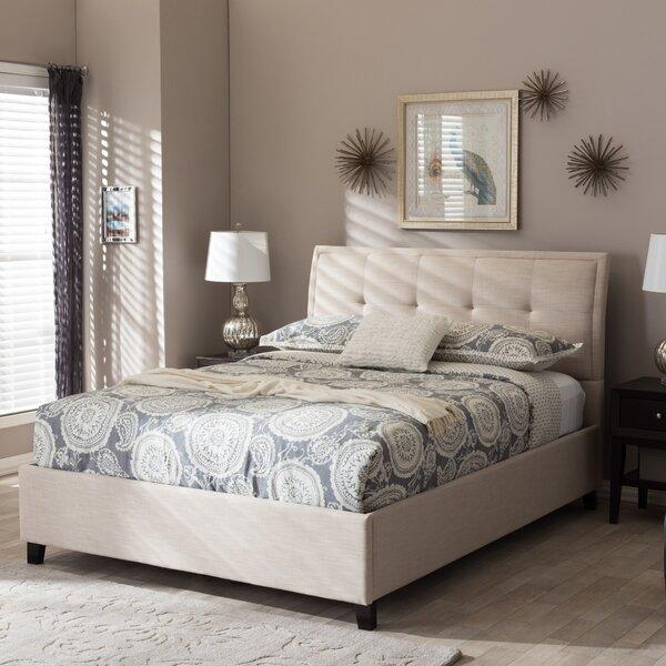 Mizuno Queen Upholstered Storage Platform Bed by Latitude Run