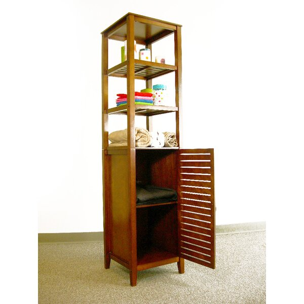 16.5 W x 66.25 H Linen Tower by Proman Products