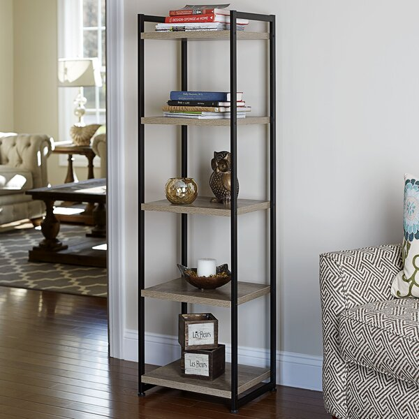 Etagere Bookcase by Household Essentials