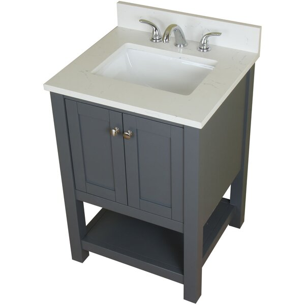Shawnette 24 Single Bathroom Vanity Set by Darby Home Co