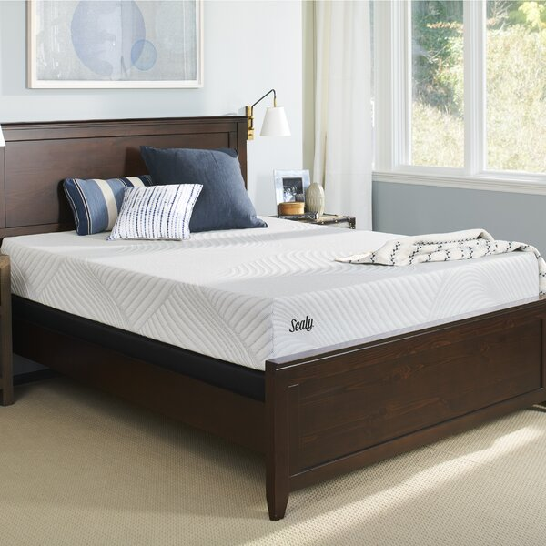 Conform™ Essentials 11.5 Firm Split California King Mattress (Set of 2) by Sealy