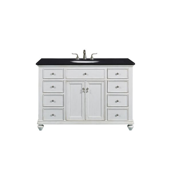 Fawkes 48 Single Bathroom Vanity Set by Rosecliff Heights