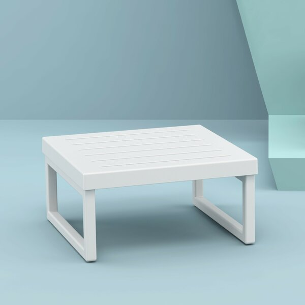 Mcadams Plastic Coffee Table by Rosecliff Heights