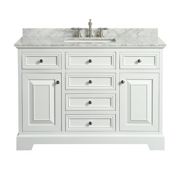 Catalan 48 Single Bathroom Vanity Set by Highland Dunes