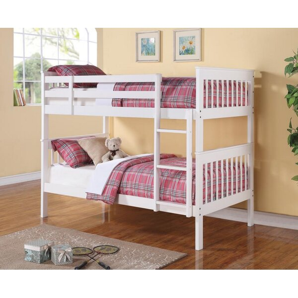 Hippocrates Bunk Bed by Harriet Bee
