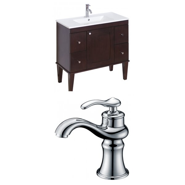 Roxy 36 Single Bathroom Vanity Set by American Imaginations