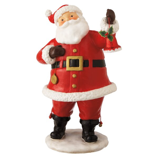 Santa Figurines You Ll Love Wayfair