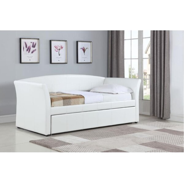 Drage Daybed with Trundle by Brayden Studio