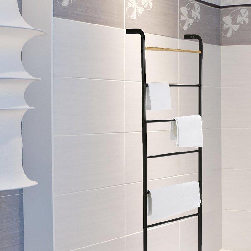 Symple Stuff Adalia Bathroom Towel Rack