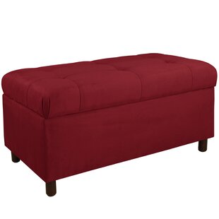 Scanlon Upholstered Storage Bench