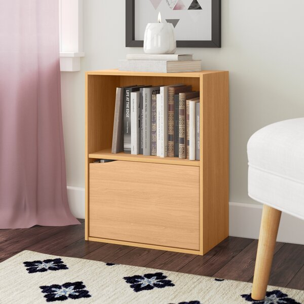 Eaker Cube Unit Bookcase by Rebrilliant
