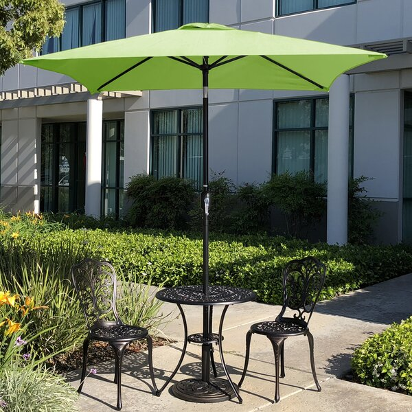 Worthing 6.5' Square Market Umbrella by Freeport Park Freeport Park