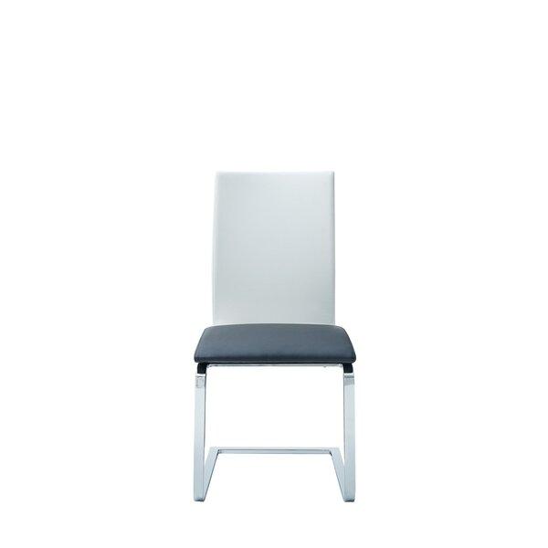 Nyasia Upholstered Dining Chair (Set of 2) by Orren Ellis