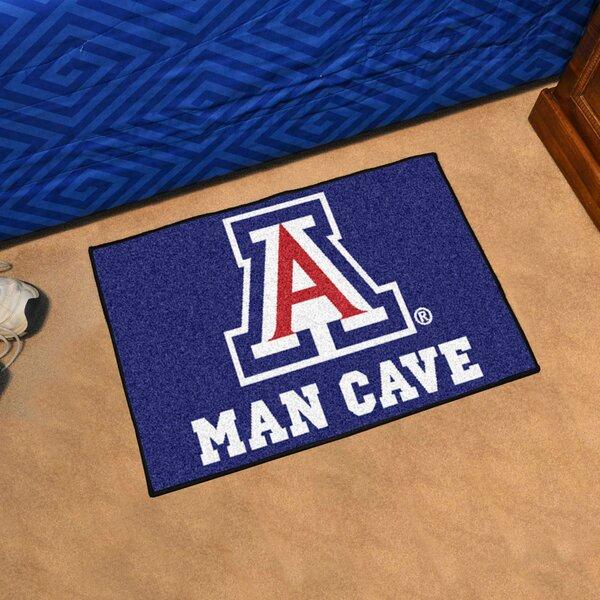 University of Arizona Doormat by FANMATS
