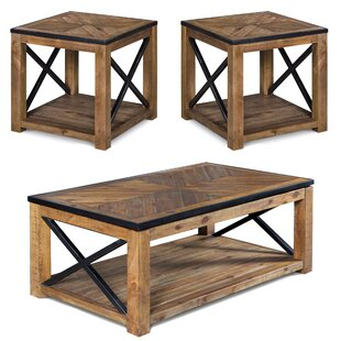 Battershell 2 Piece Coffee Table Set Laurel Foundry Modern Farmhouse