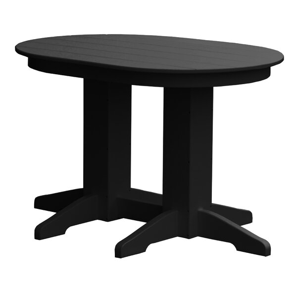 Rochester Plastic/Resin Dining Table by Radionic Hi Tech
