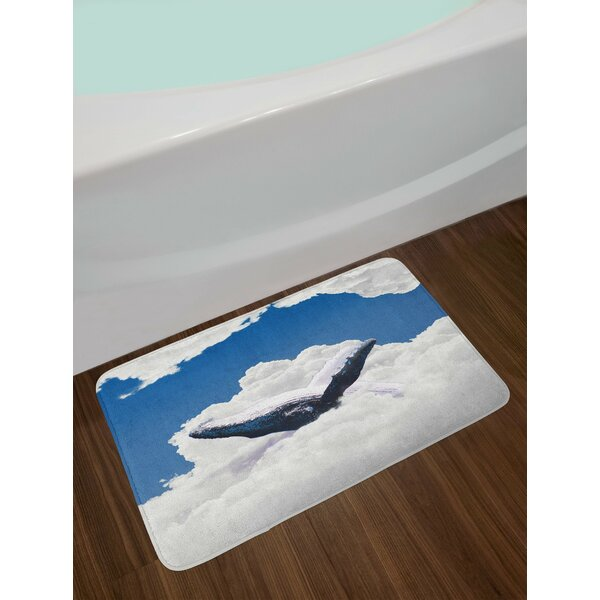 Animal Giant Creature Bath Rug by East Urban Home