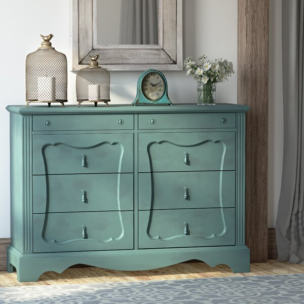 Asbury 8 Drawer Double Dresser by Lark Manor
