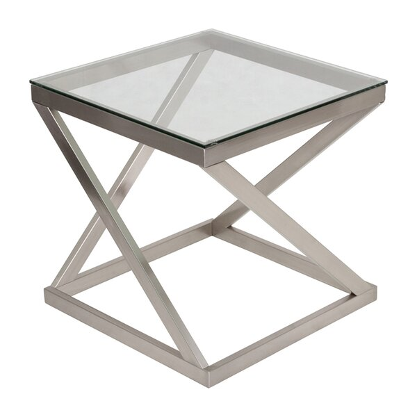 Beeney End Table by Ivy Bronx