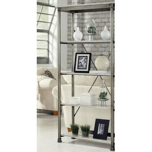 Munford Etagere Bookcase Beachcrest Home
