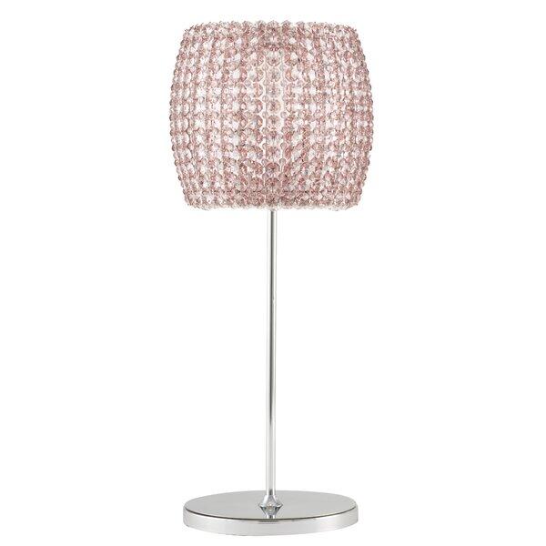 Geometrix Dionyx Fixture 19.5 Table Lamp by Schonbek