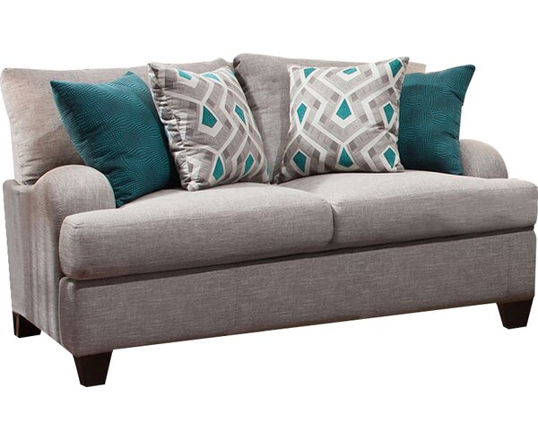 Rosalie Loveseat by Laurel Foundry Modern Farmhous