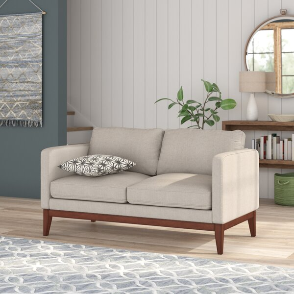 Cartwright Loveseat by Modern Rustic Interiors