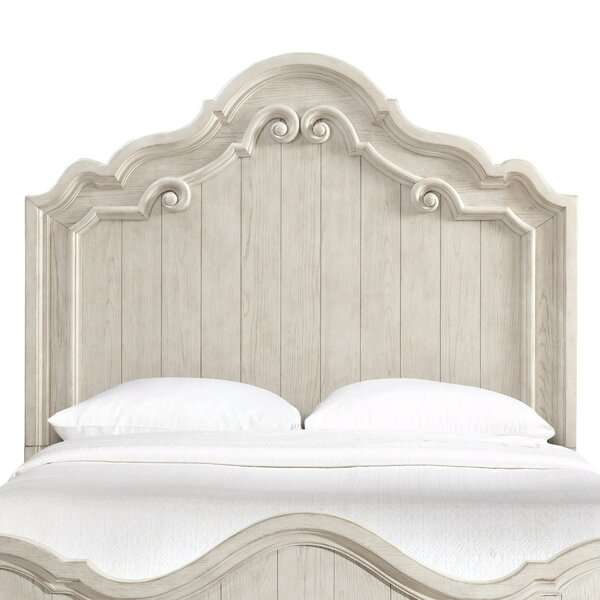 Castelnaud Panel Headboard by One Allium Way