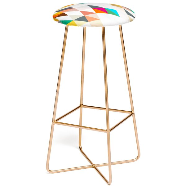 South 30 Bar Stool by East Urban Home