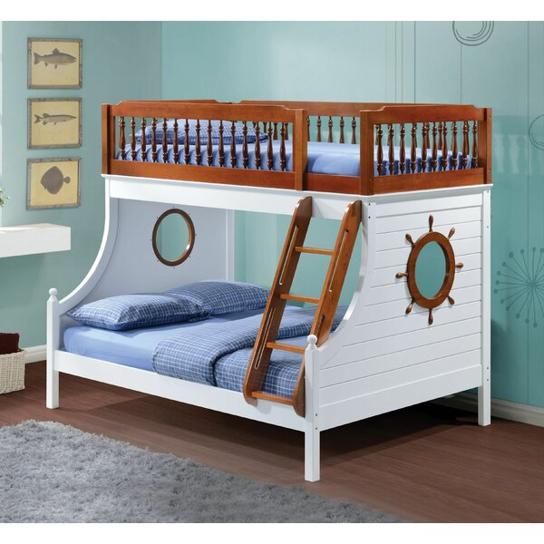 Dorian Twin Over Full Bunk Bed by Isabelle & Max