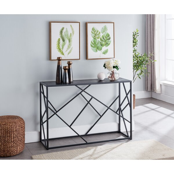 Hoefer Console Table By Ebern Designs