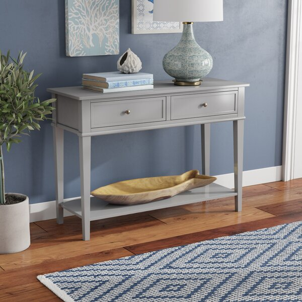 Price comparison Dmitry Console Table by Beachcrest Home