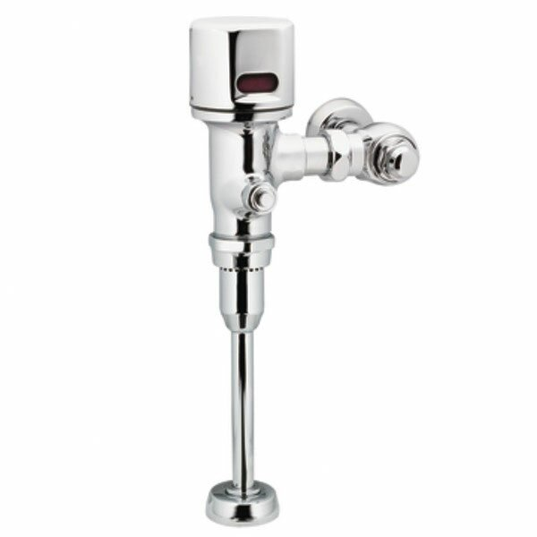 M-Power 3/4 Urinal Battery Powered Sensor-Operated Electronic Flush Valve by Moen