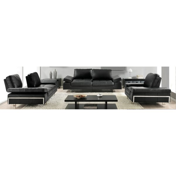 Gia Sleeper Configurable Living Room Set by At Home USA