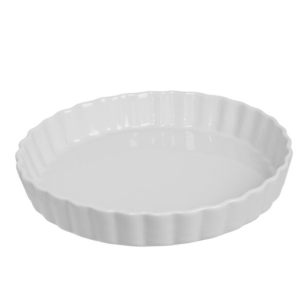 Porcelain Pie Pan by Honey Can Do