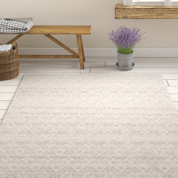 Lomanto Gray Area Rug by Gracie Oaks